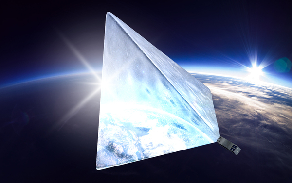 "Russian crowdfunded reflector satellite aims to be ""brightest star in the sky"""