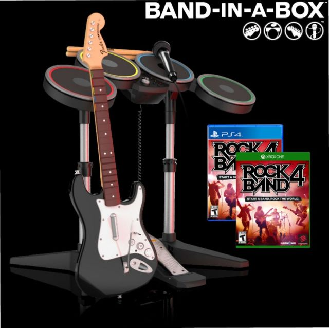 Mad Catz was counting on these plastic instruments to save its business. They didn't.