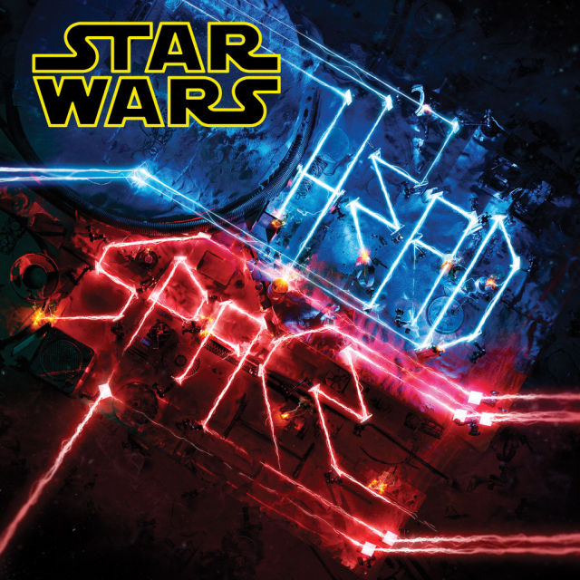 Get ready to trip out with <i>Star Wars</i>-inspired beats from a surprisingly hip list of electronic music creators.