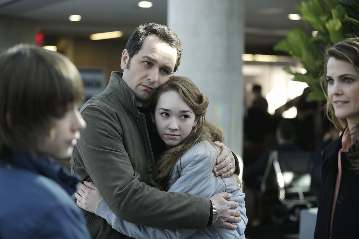 The Jennings family on <em>The Americans</em>.