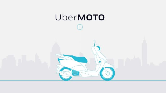 Uber launches motorbike taxi service in Bangkok