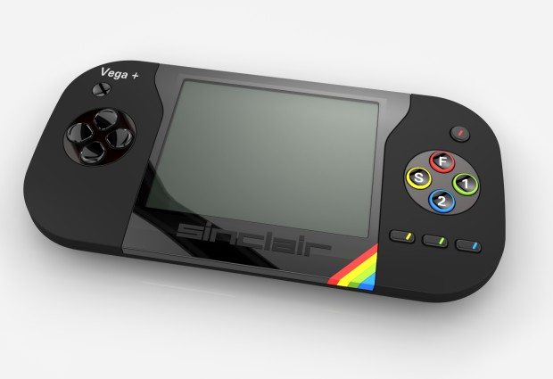 Handheld ZX Spectrum brings '80s gaming to your morning commute