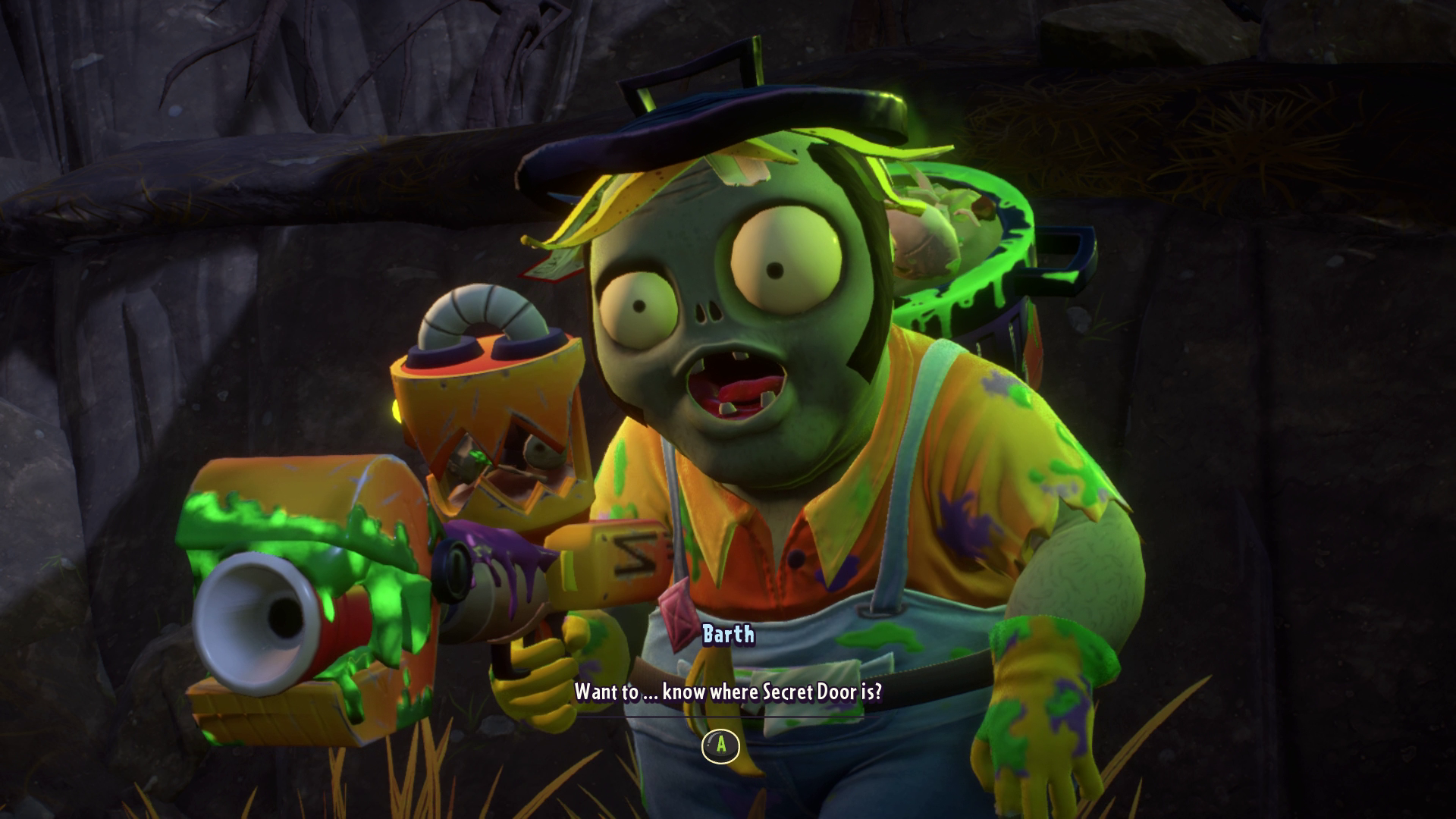 There's a decent game somewhere in Plants Vs  Zombies