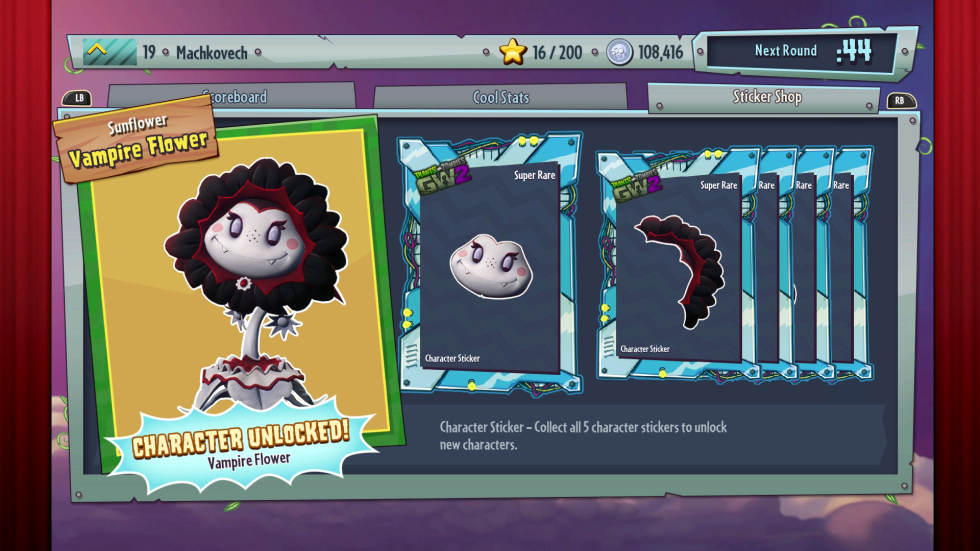 New subclasses can only be earned by acquiring in-game stickers, which players can either rack up in cheaper packs or get a fully matched set of five stickers in pricier packs.