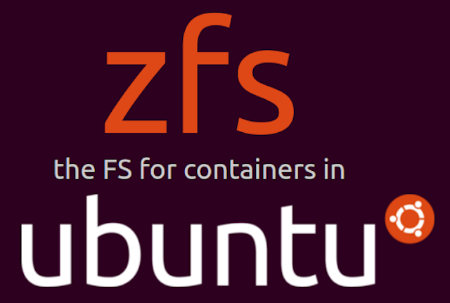 ZFS filesystem will be built into Ubuntu 16.04 LTS by default