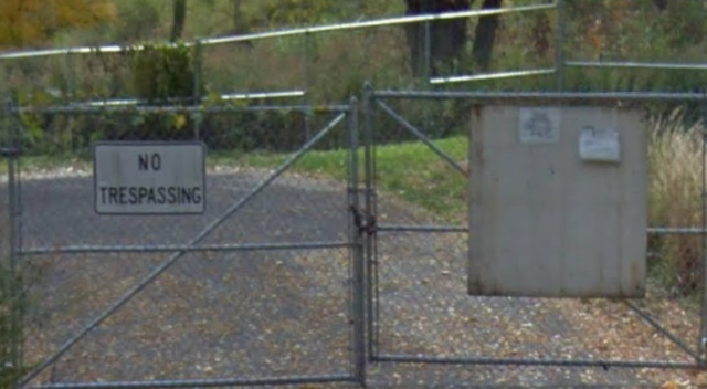 The gate to the Bowman Avenue Dam facility in Rye Brook, NY is locked, but the cellular modem used for its controls wasn't.