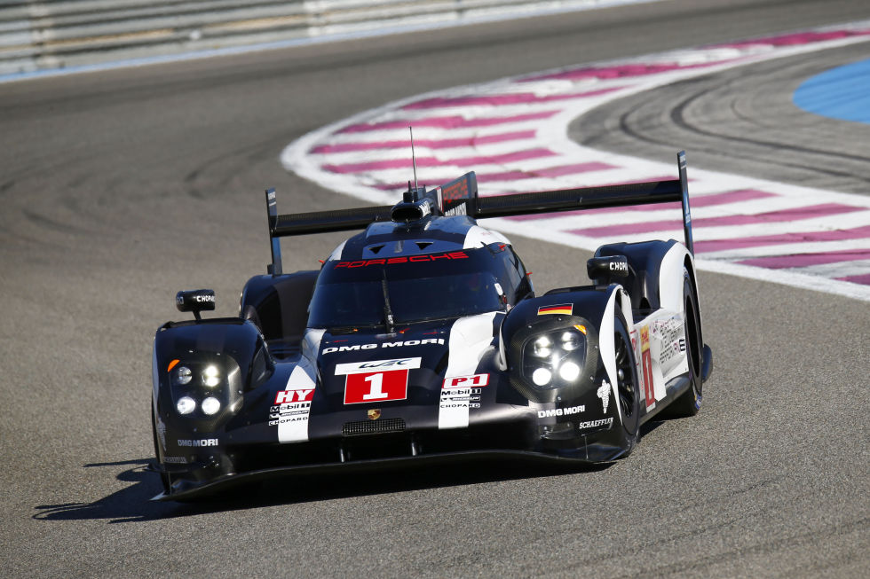 This Year It Looks Like Porsche S 919 Hybrid Will Once More Be The Car To Beat