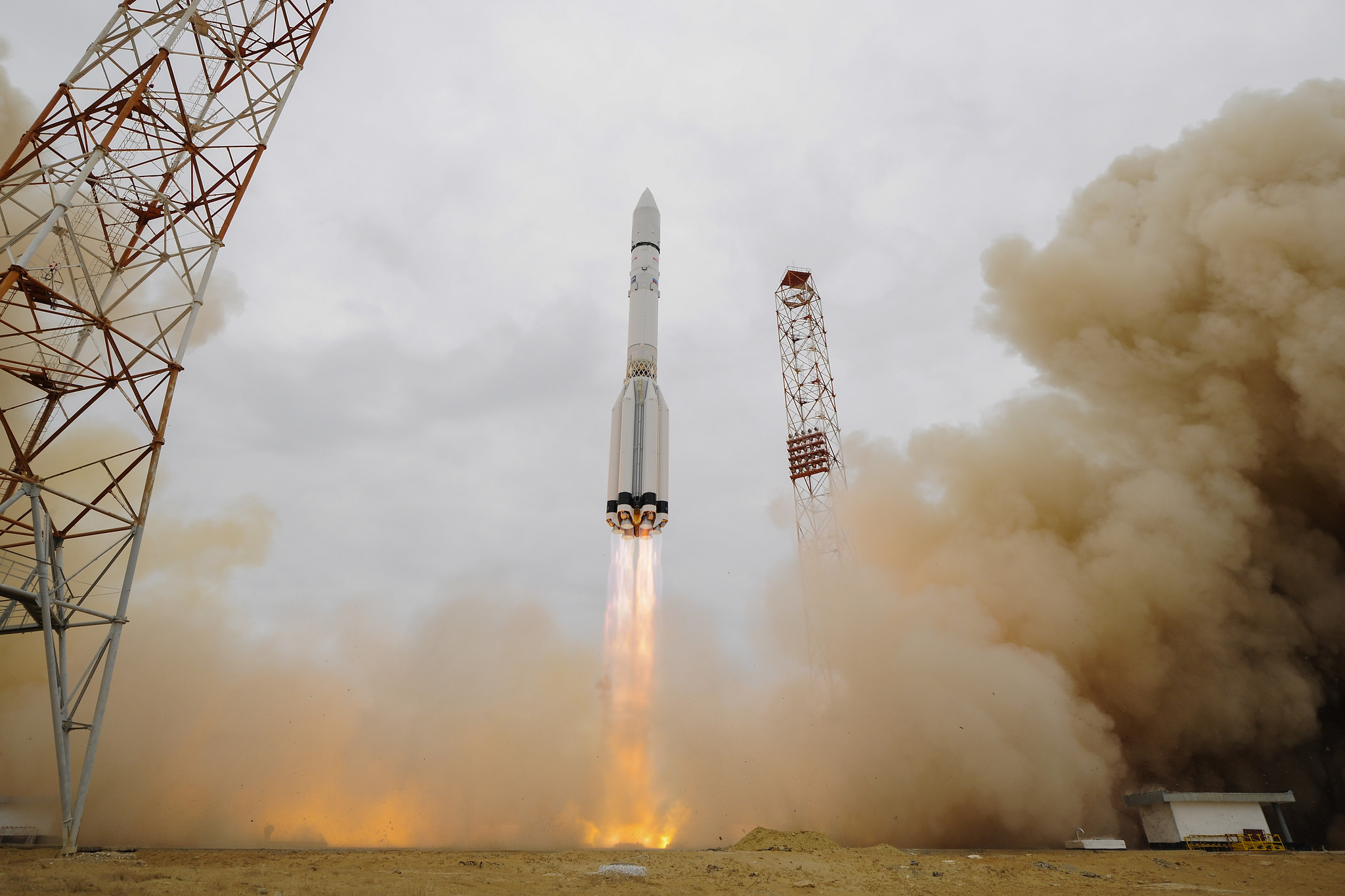 The ExoMars spacecraft launched on March 14.