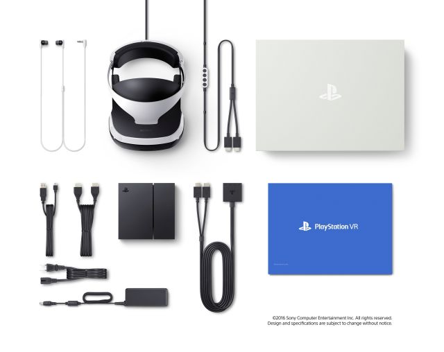 PlayStation VR launch lineup has five slick Sony-made games