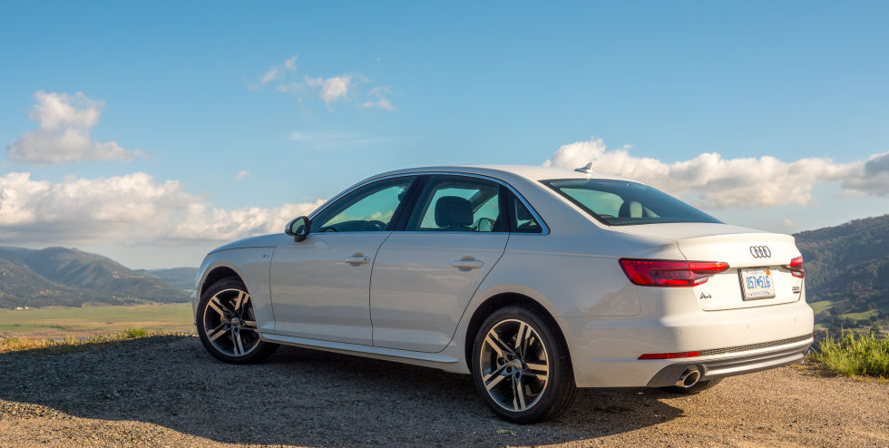 Audi Sells More A4s Than Any Other Car, And The New One Comes Packed With  Tech.