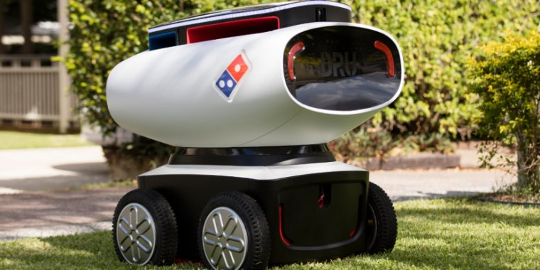 Accessibility, the future, and why Domino's matters