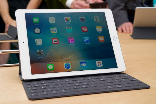 iPad Pro and Smart Keyboard.