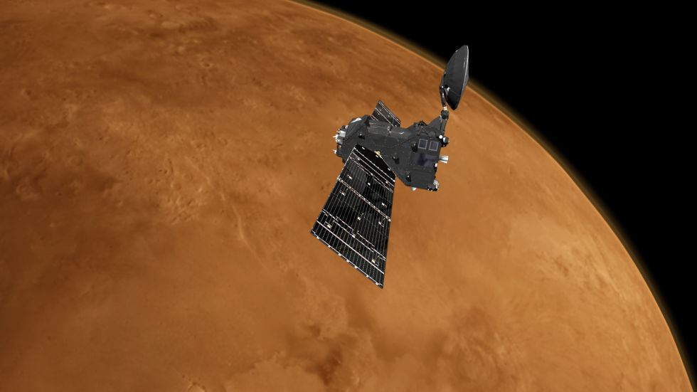 "With today's launch, Europe and Russia seek to break the Mars ""curse"