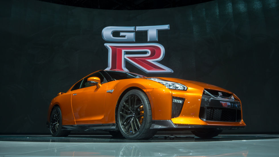the 2017 nissan gt r is godzilla redux ars technica. Black Bedroom Furniture Sets. Home Design Ideas
