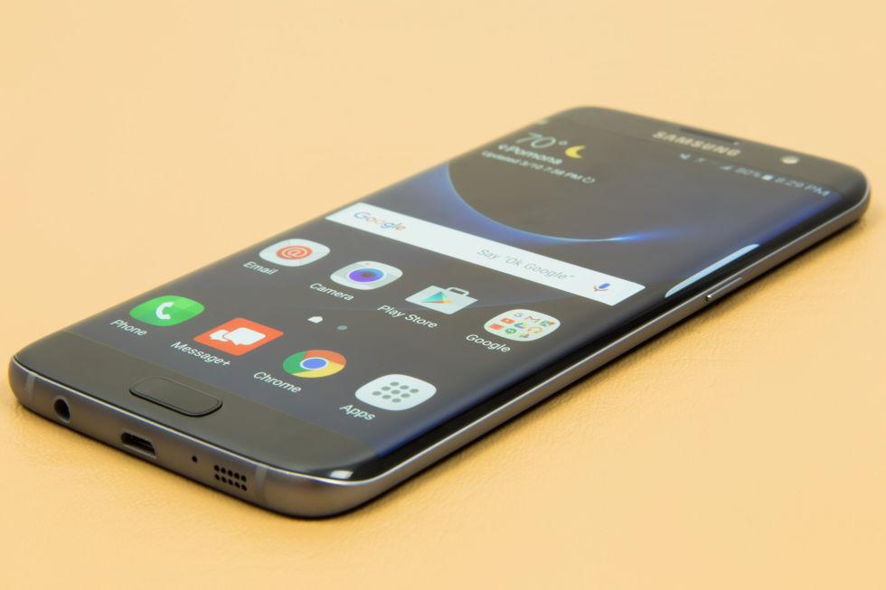 Samsung Galaxy S7 Edge Spiele