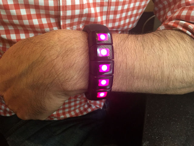 The modular Nex Band makes smart alerts more customizable than ever