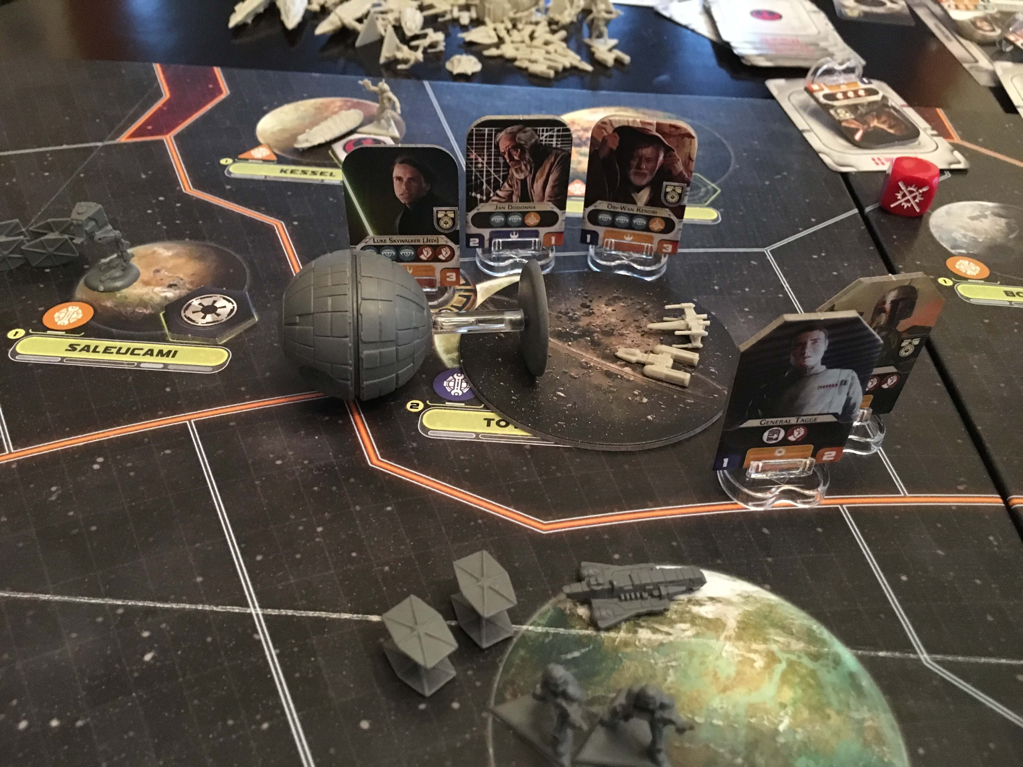 Star Wars Rebellion Review A Fully Operational 4 Hour Board Game