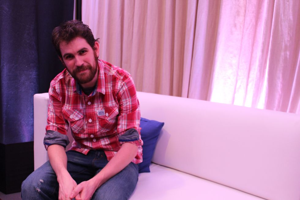 Hello Games' Sean Murray.