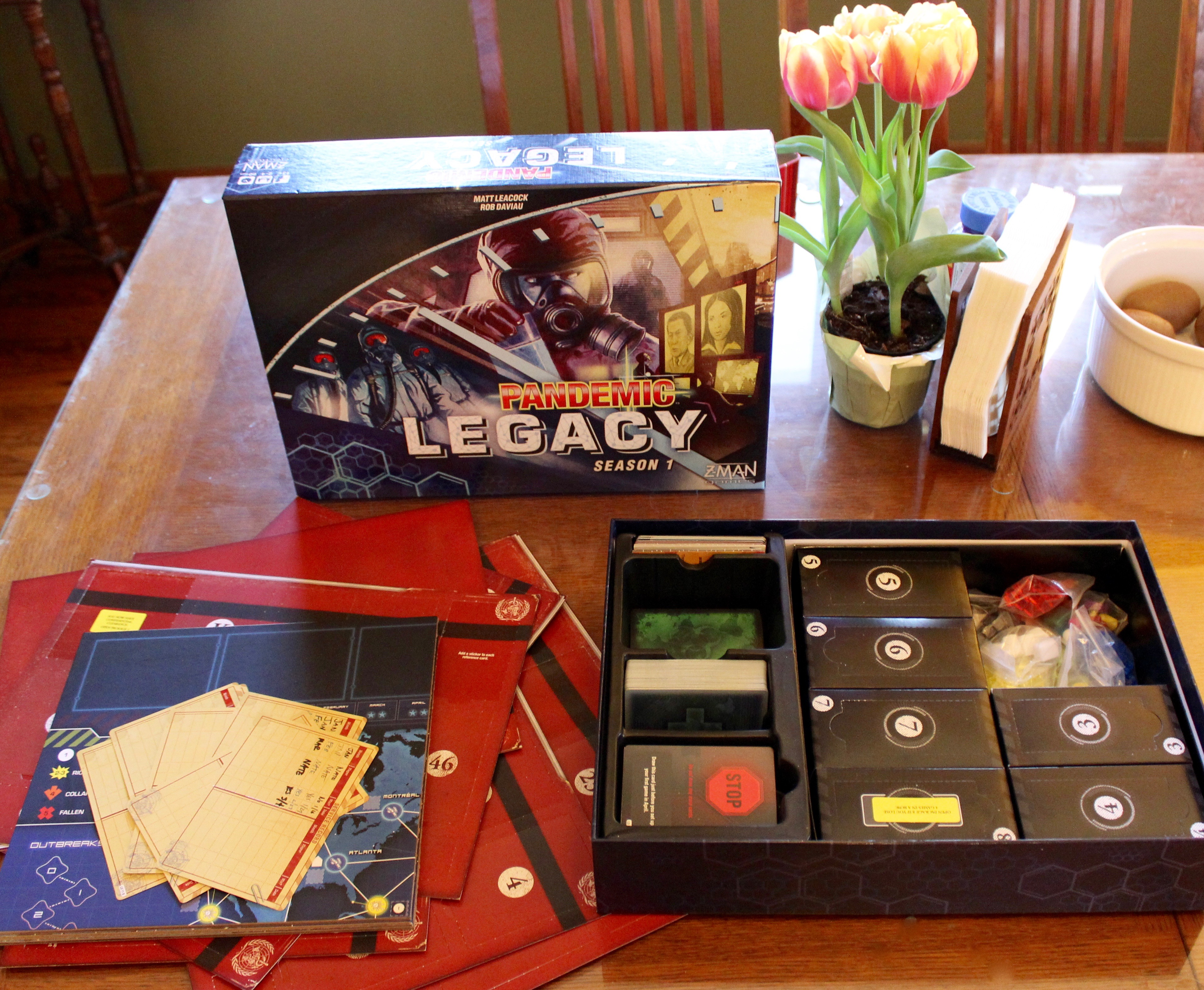 """Pandemic Legacy is the best board game ever—but is it """"fun?"""" 
