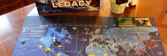 "Pandemic Legacy is the best board game ever—but is it ""fun?"" 