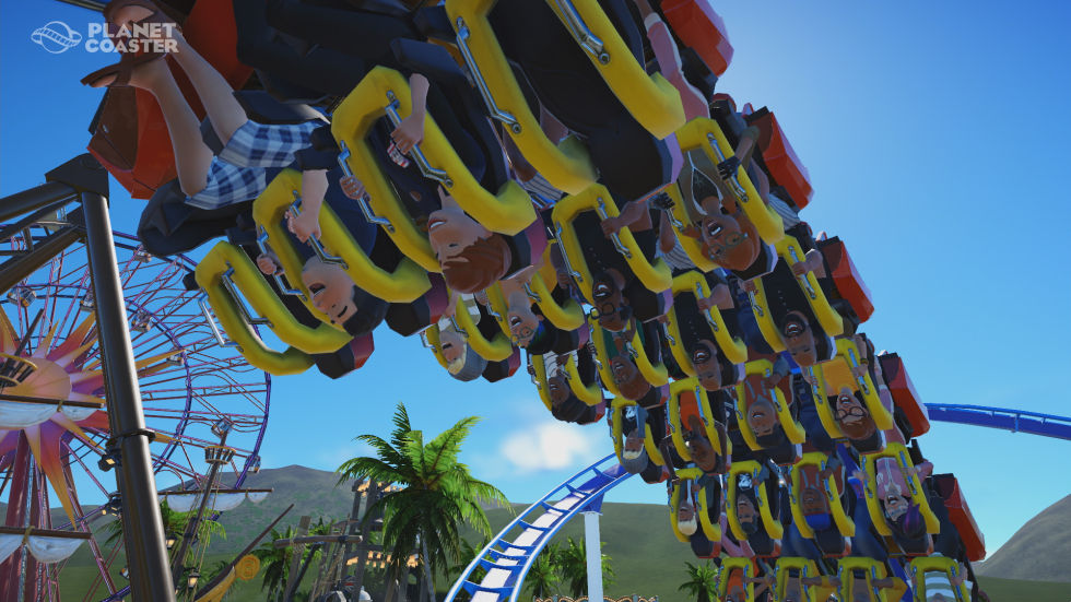 Planet Coaster: A theme park sim so good its developers forgot to develop it