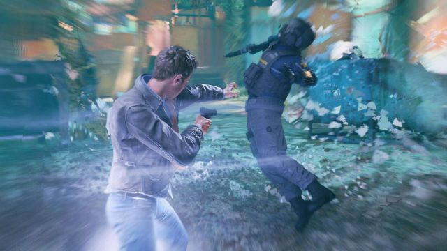 <em>Quantum Break</em> was exclusive to Xbox One, but Remedy's next game won't be.