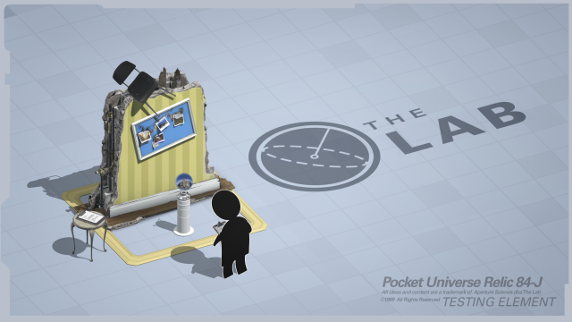 Welcome to <em>The Lab</em>, a mini-game collection launching in April as a freebie for all SteamVR users.
