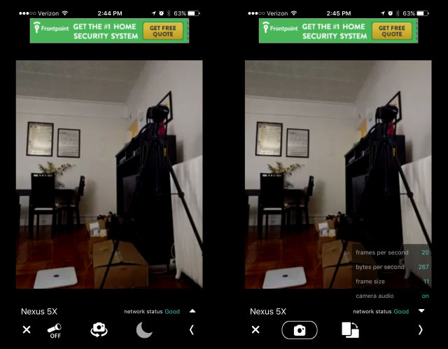 Got an old phone? Make it into a home security camera  | Ars