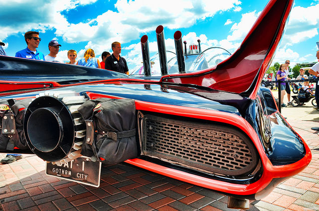 Supreme Court won't tinker with ruling giving copyright to the Batmobile