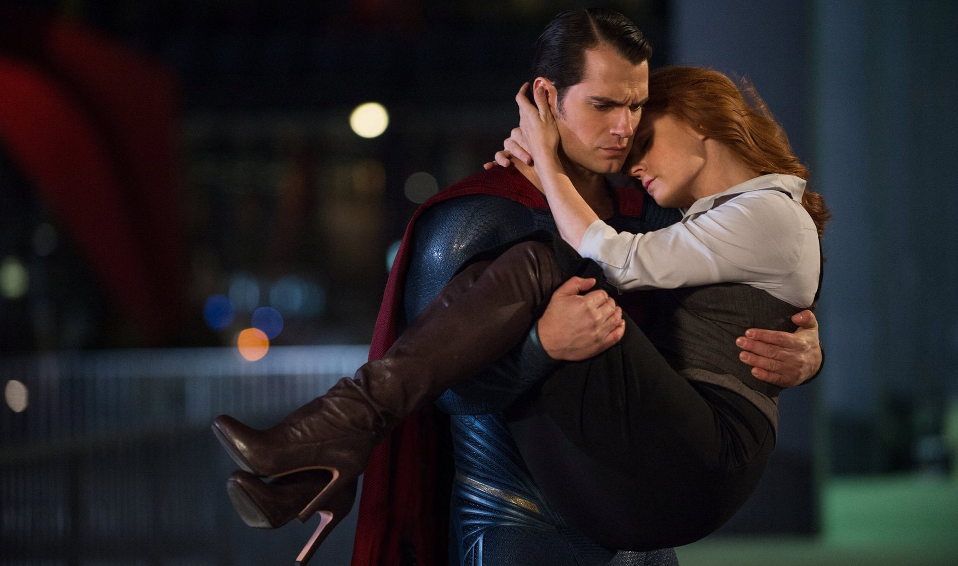 Forget Lyft, Lois. Superman will give you actual lifts whenever you need anything in this film.