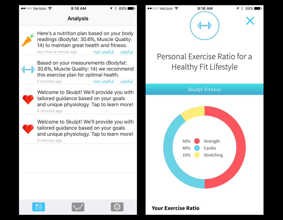 After The App Will Give You Personalized Fitness And Nutrition Plans Based On Your Goals Over Time These Suggestions Get More Specific
