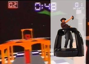 How much have things really changed since virtual reality games like <i>Dactyl Nightmare</i> failed to set the world on fire?