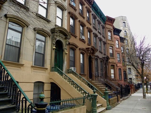 East 127th Street in Harlem.