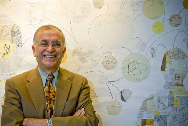 Charles Elachi has been director of the Jet Propulsion Laboratory for 15 years.