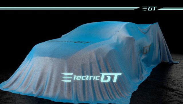 Tesla Model S gets its own racing series: The Electric GT World Series