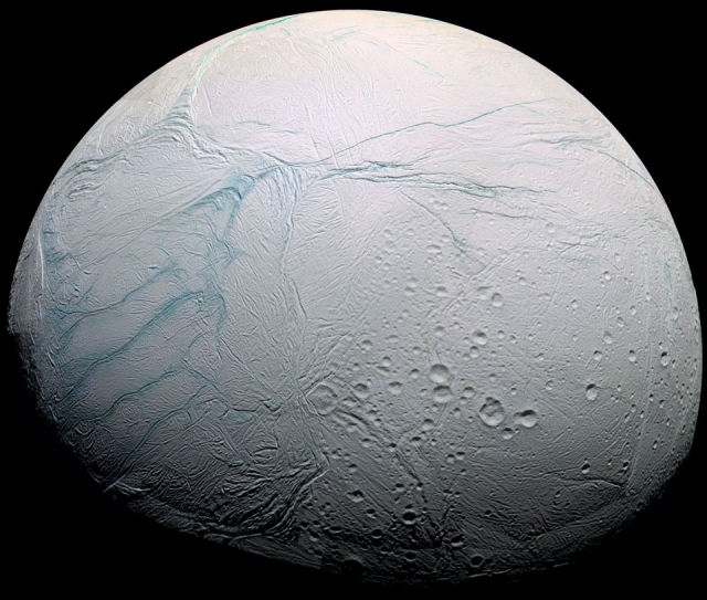 Scientists are increasingly confident that an ocean below the icy surface of Enceladus could support life.