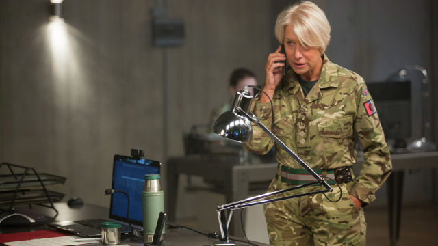 Helen Mirren, Alan Rickman enter the drone warfare genre with Eye in the Sky