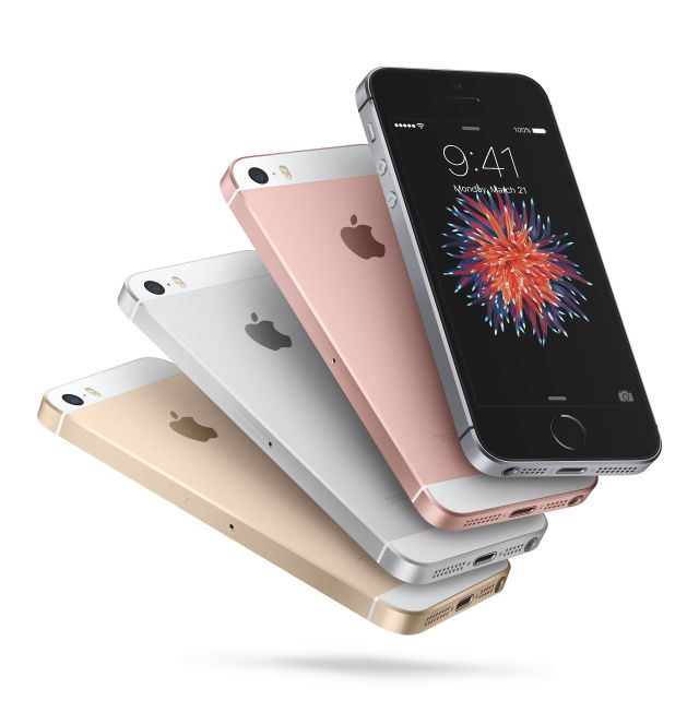 "The iPhone SE will hopefully ""inspire"" some small, high-end competitors from other ecosystems."