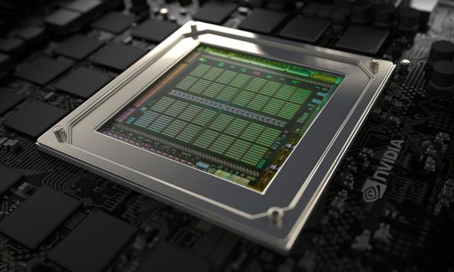 Nvidia's Maxwell chips—soon to be eclipsed by Pascal, apparently.