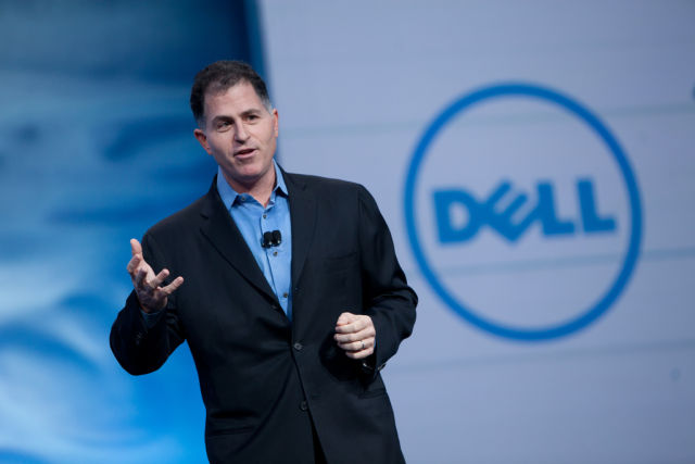 Dell founder and CEO Michael Dell.