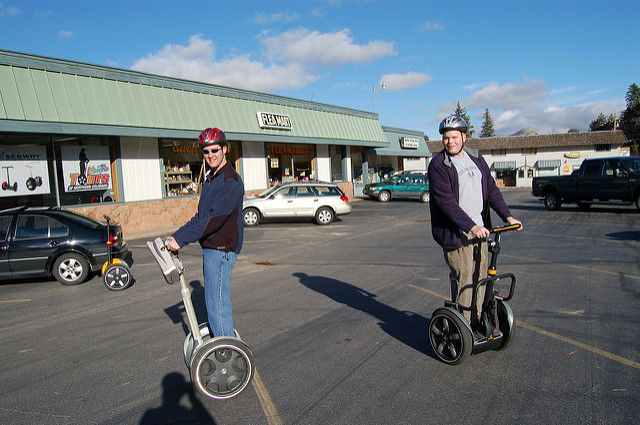 "Most ""hoverboards"" set to be banned from US, courtesy of Segway"