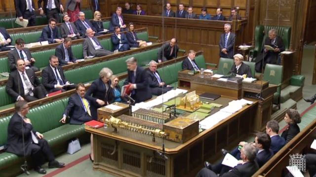 MPs vote in favour of Investigatory Powers Bill after Labour, SNP abstain [Updated]