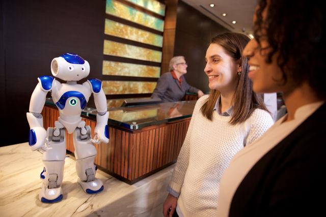 IBM Watson now powers a Hilton hotel robot concierge
