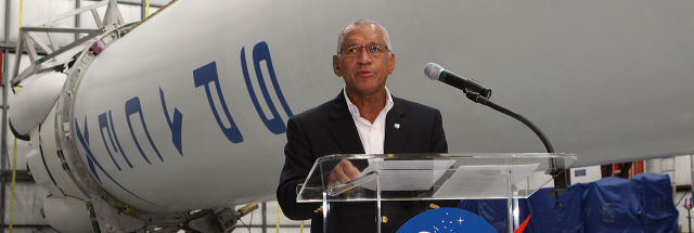 Charlie Bolden says the quiet part out loud: SLS rocket will go away