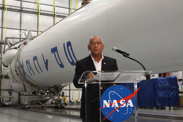 "Former NASA administrator says SLS rocket will ""go away"""