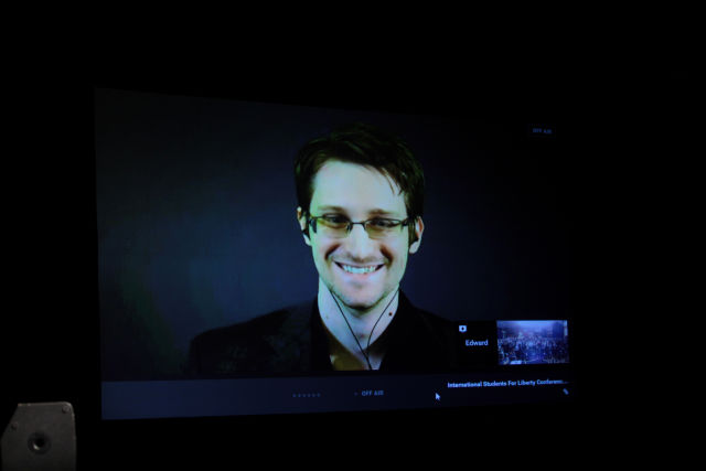 Snowden: Norway gov't, don't extradite me to US if I win freedom of speech gong