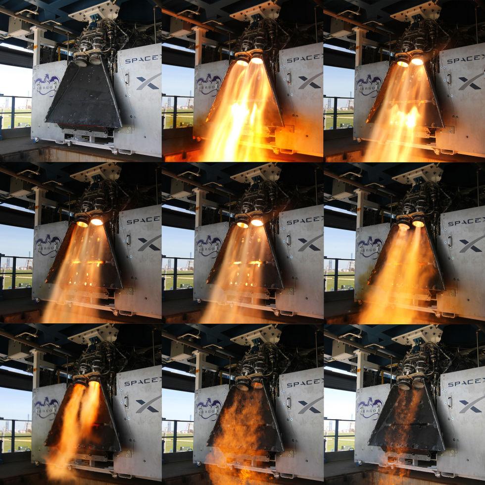 spacex thruster - photo #13