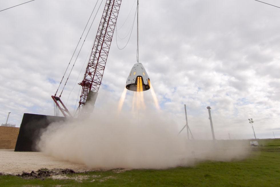 spacex thruster - photo #3