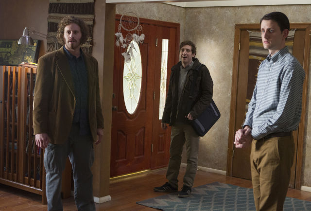As Season Three starts, Richard Hendricks is heading out the door, and everyone is thinking through their options.