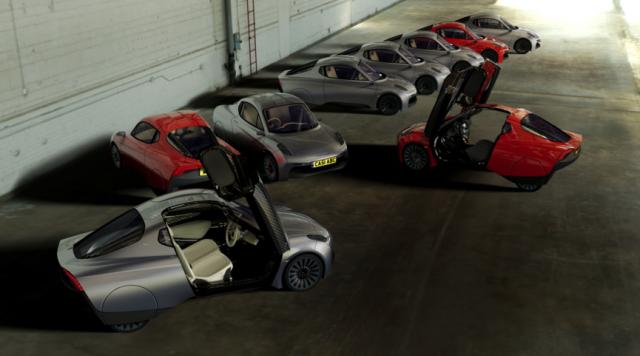 Hydrogen-powered car maker Riversimple seeks £1M in equity crowdfunding bid